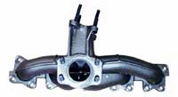 RS2 EXHAUST MANIFOLD