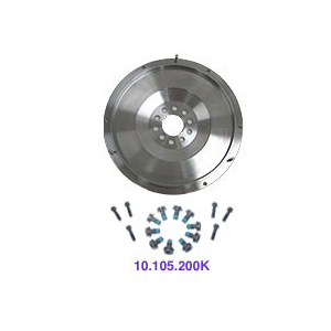 AUTOTECH LIGHTWEIGHT FLYWHEEL (FITS VW MK3 MK4 12V VR6) Steel Billet