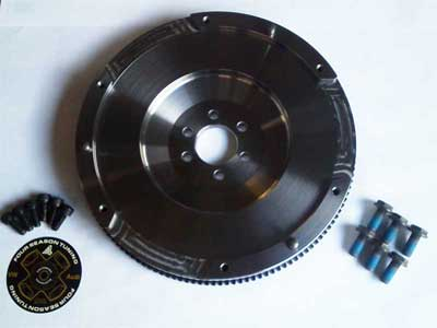 FST STEEL BILLET SINGLE MASS FLYWHEEL 20 POUND 240MM FITS A4Q FWD  PASSAT 1.8T