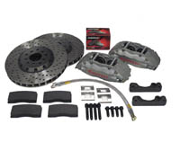 """EUROSPEC SPORT BRAKE SYSTEM 13""""/330MM FITS B5 - VW Passat, Audi A4/S4 1.8T, 2.7T, 2.8"""