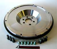 FST 240mm 20 LB STEEL BILLET Flywheel for 02M 6-Speed (FITS VW MK4 Golf Jetta 02-04 1.8T W/ 6SP, Audi TT MK1)