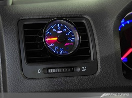 AWE MK5 Vent Mounted Boost Gauge Kit
