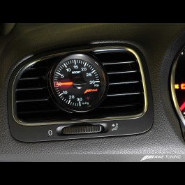 Mk6 2.0T Vent Mounted Boost Gauge Kit