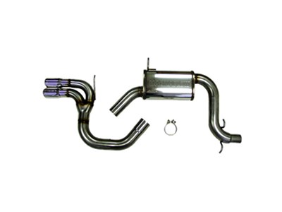 "AUTOTECH SportTuned 3.0"" Stainless CAT BACK Exhaust ( MK5 VW GTI 2.0T )"