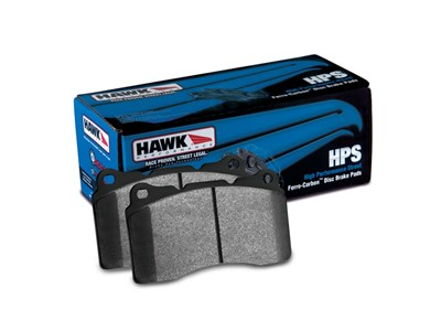 HAWK HPS BRAKE PAD SET VW FRONT  11.3 / 12.3