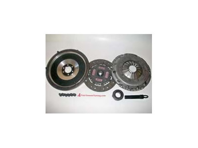 FST 228MM L/W Aluminum Flywheel W/ SACHS VR6 CLUTCH KIT for 5-Speed (FITS VW MK5 JETTA RABBIT BEETL