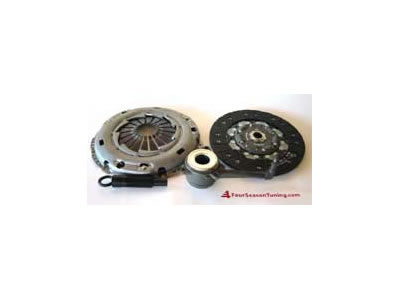 LUK OEM Clutch Kit 02M 240MM (FITS VW MK4 Golf Jetta 02-04 1.8T & 2.8 24V VR6 W/ 6SP, Audi TT MK1)