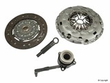 R32 CLUTCH DISC WITH PRESSURE PLATE  (OEM KIT) FITS 3.2 24V VR6 VW 2004 /