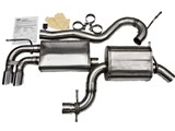 APR RSC 3 in. Performance Exhaust System Audi A3 8P 2.0T /