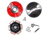 Clutchnet Stage 2X TSI clutch kit w/ FST steel billet flywheel (6 puck) /