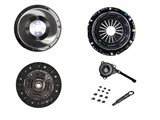 DC 02M Stage 2+ w/ Steel Billet Flywheel (Fits 1.8T) /