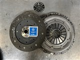 Sachs Performance clutch kit for MK7 GTI with Dual Mass FlyWheel /