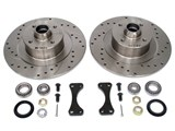 EUROSPEC SPORT REAR BIG BRAKE ROTOR KIT 4x100  /