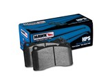 HAWK HPS BRAKE PAD SET REAR, FITS MOST AUDI 1981-01 /