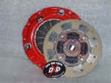 SOUTH BEND CLUTCH/DXD Stage 3 ENDURANCE TZ  (FITS 1.8T VW PASSAT & AUDI A4Q / FWD 1.8T 97-05 5 SPEE /