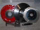 SOUTH BEND CLUTCH /DXD STAGE 4 (FITS 2.0T FSI MK5 GOLF JETTA-AUDI TT AUDI A3) /