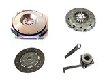 R32 Clutch Kit w/ 17 lb L/W STEEL BILLET Flywheel /