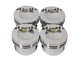CP-Carrillo 1.8L 20 Valve Piston set 18mm-83mm C.R. 8.5 /