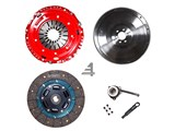 CLUTCHNET STAGE 2 CLUTCH KIT W/ STEEL BILLET FLYWHEEL (FSI) /