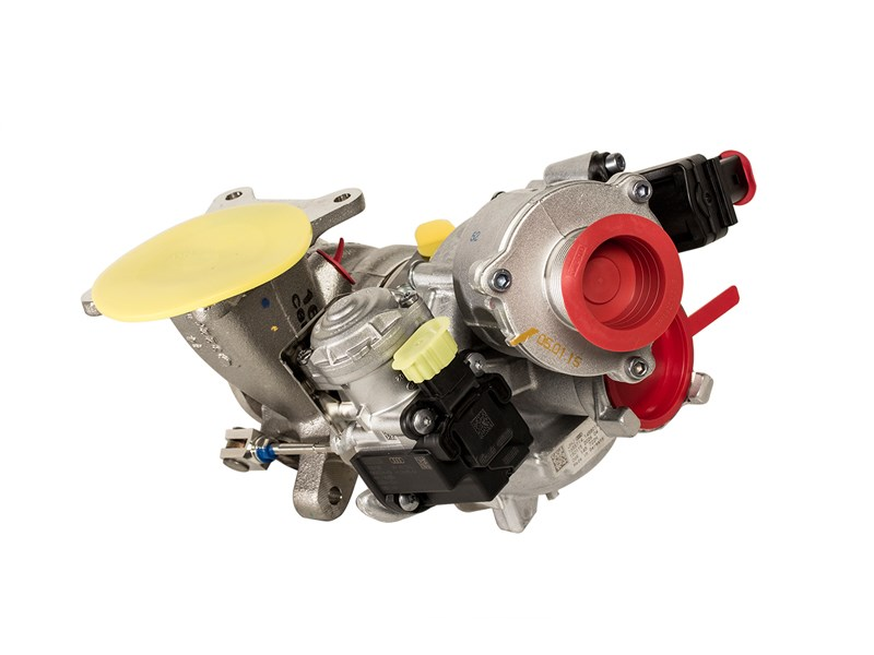 MK7 Golf R/Audi S3 Turbocharger - IS38