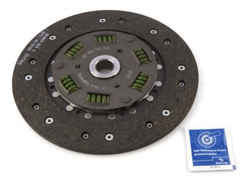 Sachs Performance Clutch Disc 02M 02Q MQB VW Audi