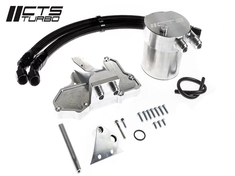 CTS Turbo MK7 TSI Catch Can Kit