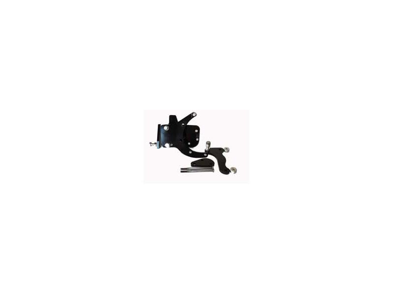 12V VR6 SUPERCHARGER BRACKET KIT FOR VORTECH V1 V2 V3 FITS 9299