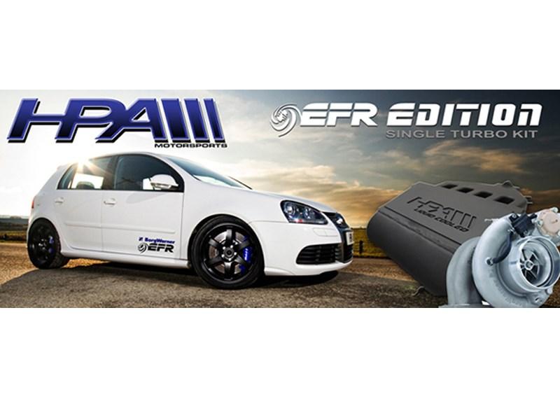 Full Throttle - EFR 7670 For Mk4 R32 and mk1 Audi TT